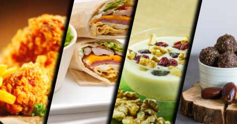 Healthy and Tasty Ramadan Recipes