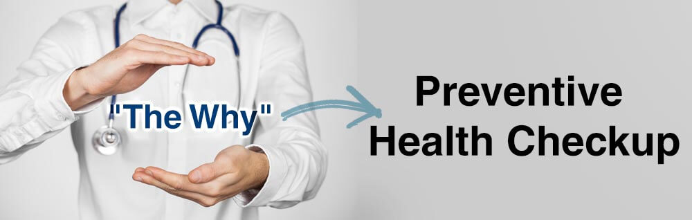 why preventive health checkup important