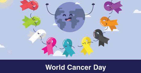 World Cancer Day - Encouraging Prevention, Detection & Treatment