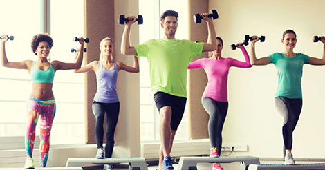 Aerobics Sessions for Employees
