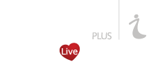 Indus Health Plus Logo white