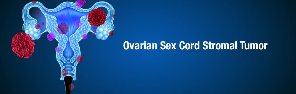 Treatment of sex cord stromal tumours